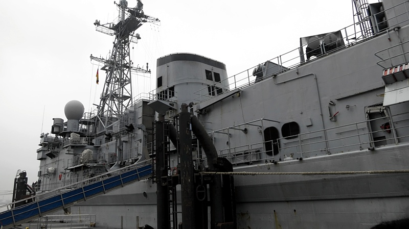 Französische Fregatte Primauguet