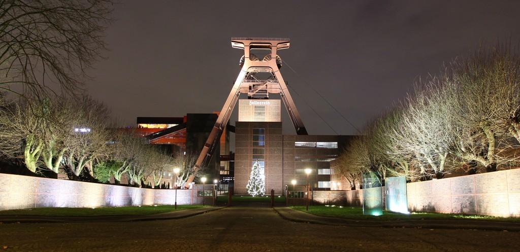 Zeche Zollverein Dezember 2013
