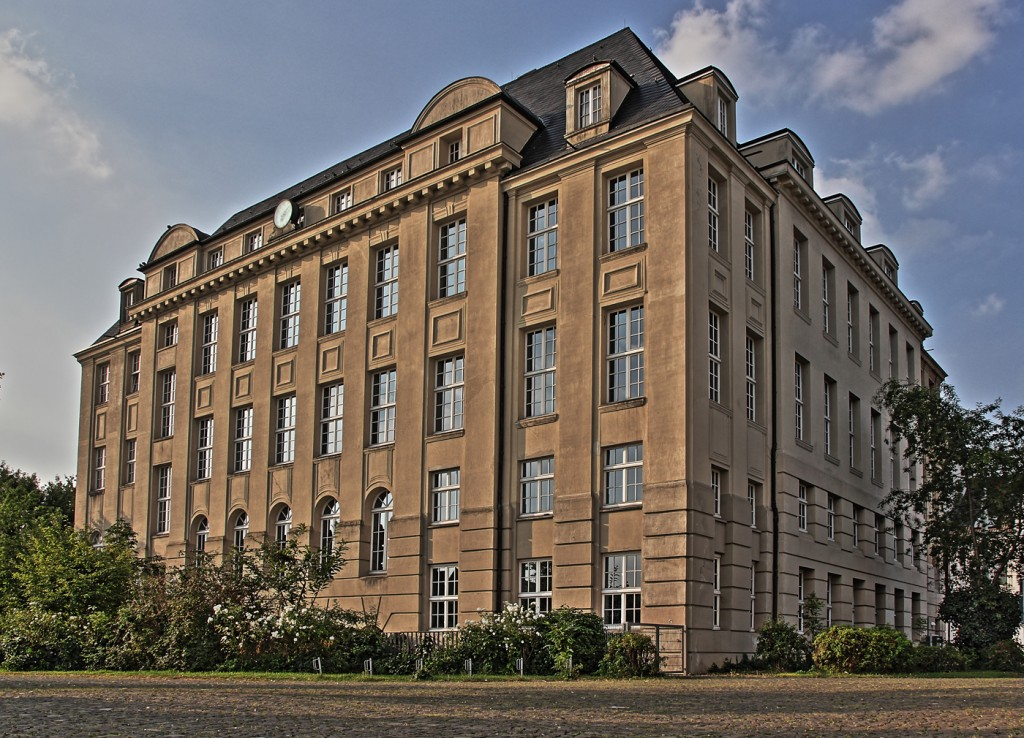 HDR Aufnahme des Arbeitsgerichts in Gelsenkirchen