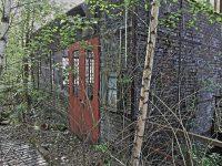 HDR Bild / Aufnahme Lost Place - ein verlassenes Gebäude