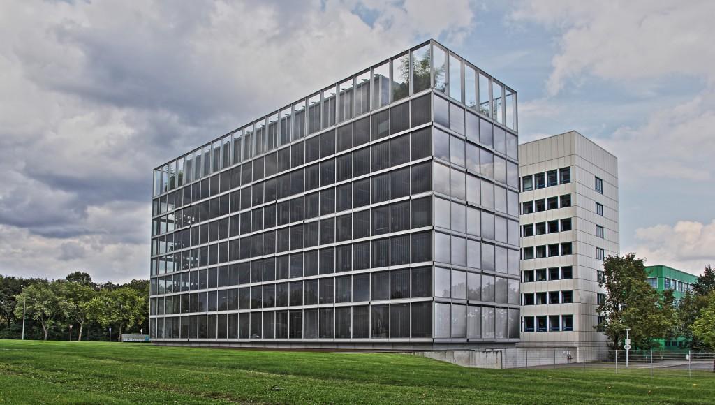HDR Aufnahme der Hauptverwaltung der Gelsenwasser AG
