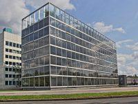 HDR Bild / Aufnahme Verwaltungsgebäude der Gelsenwasser Gelsenkirchen - HDR Aufnahme