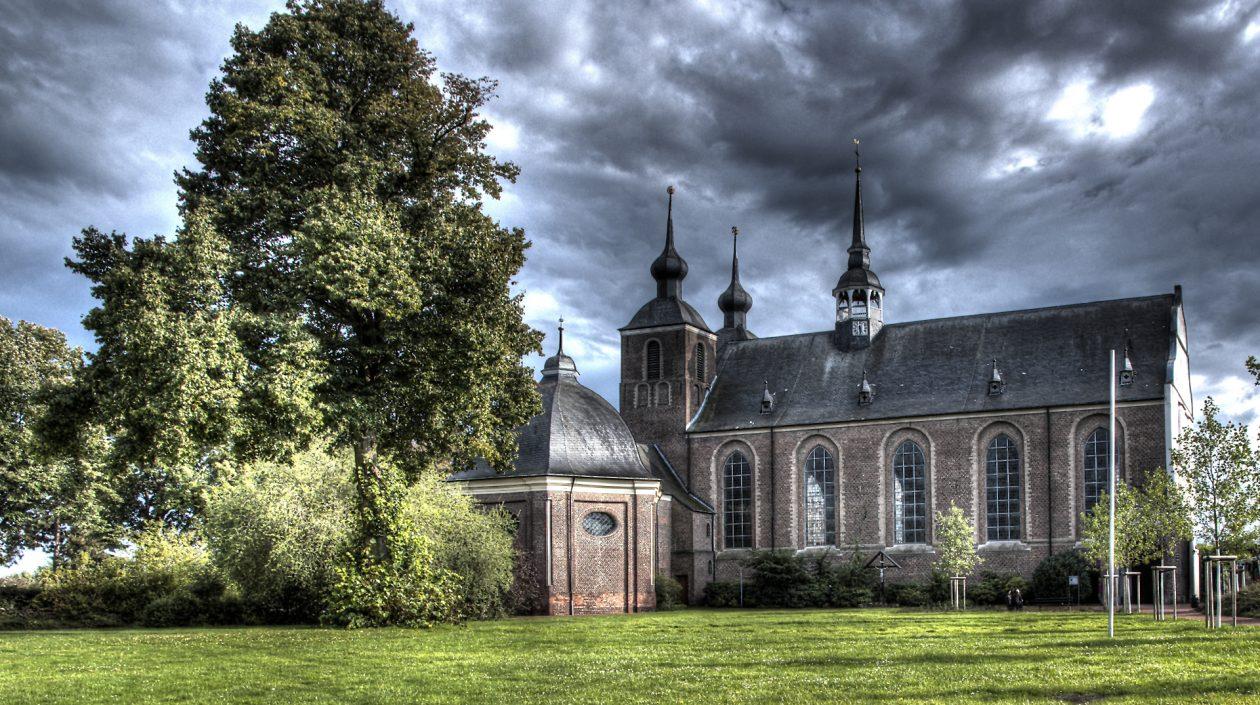Abteikirche in Kamp-Linfort