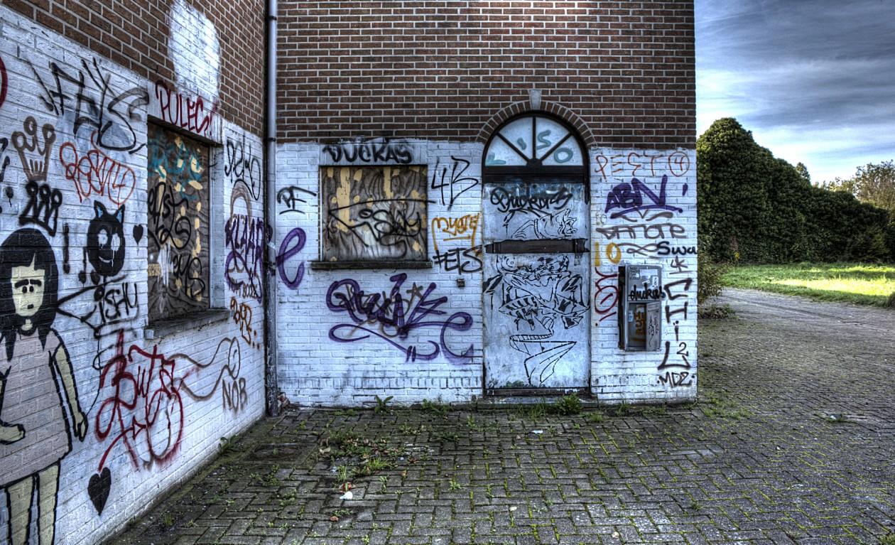 Urbex -Abandoned Place in Belgium