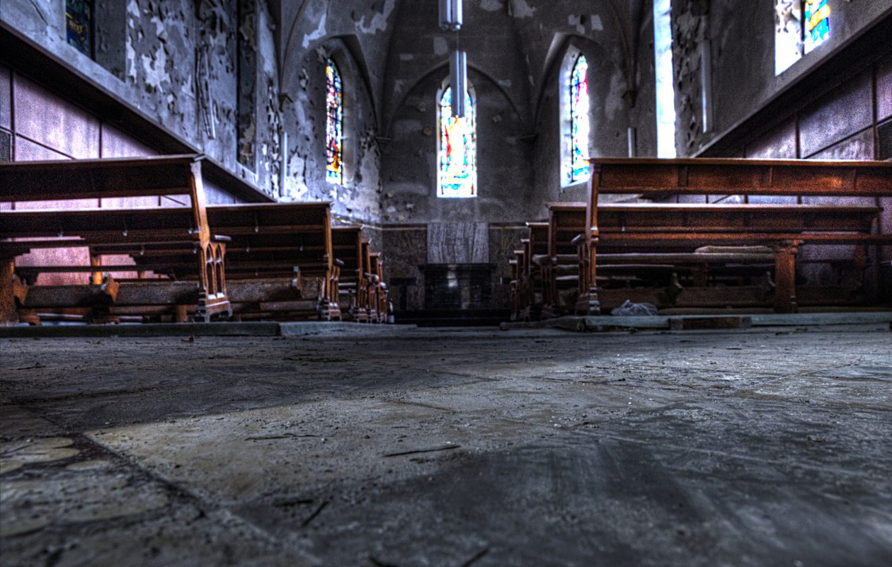 Lost Place - abandoned Church