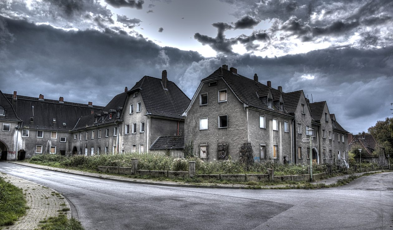 verlassene Orte - Lost Place - Gladbeck