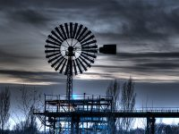 HDR Aufnahme Landschaftspark Duisburg Nord