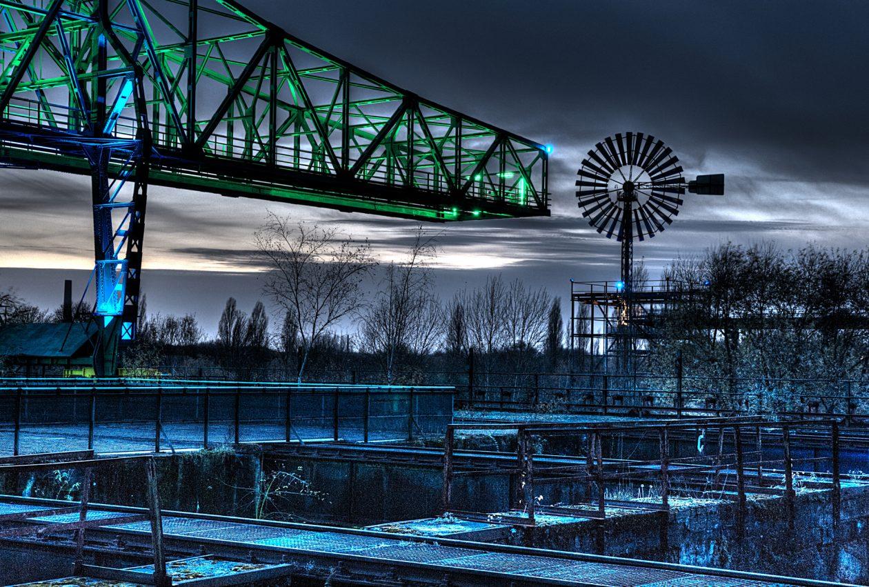 LaPaDu - Landschaftspark Duisburg
