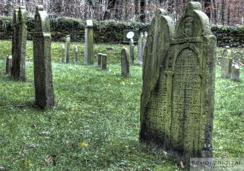 Friedhof / Totenhof auf dem Syberg