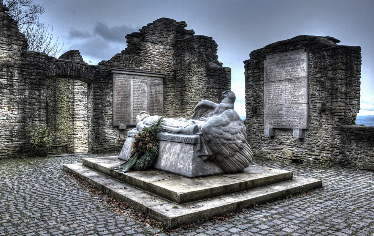 Kriegerdenkmal Hohensysburg