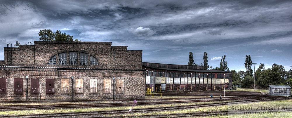 Bahnbetriebswerk Bismarck