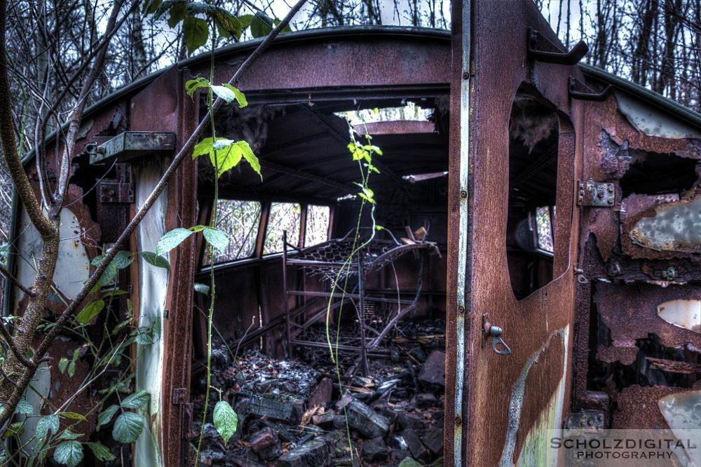 HDR Aufnahmen Lost Place Wrack Urban Exploration - urbex - verlassene Orte
