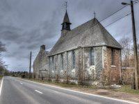 Lost Place - verlassene Kirche in Belgien