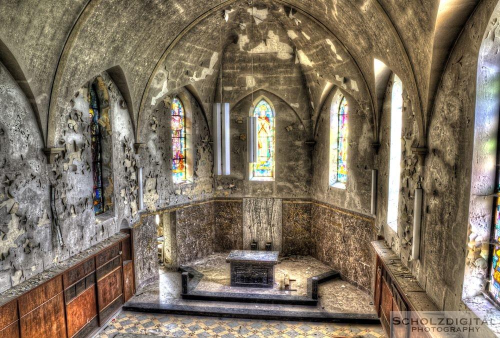 Agnus Dei Lost Place