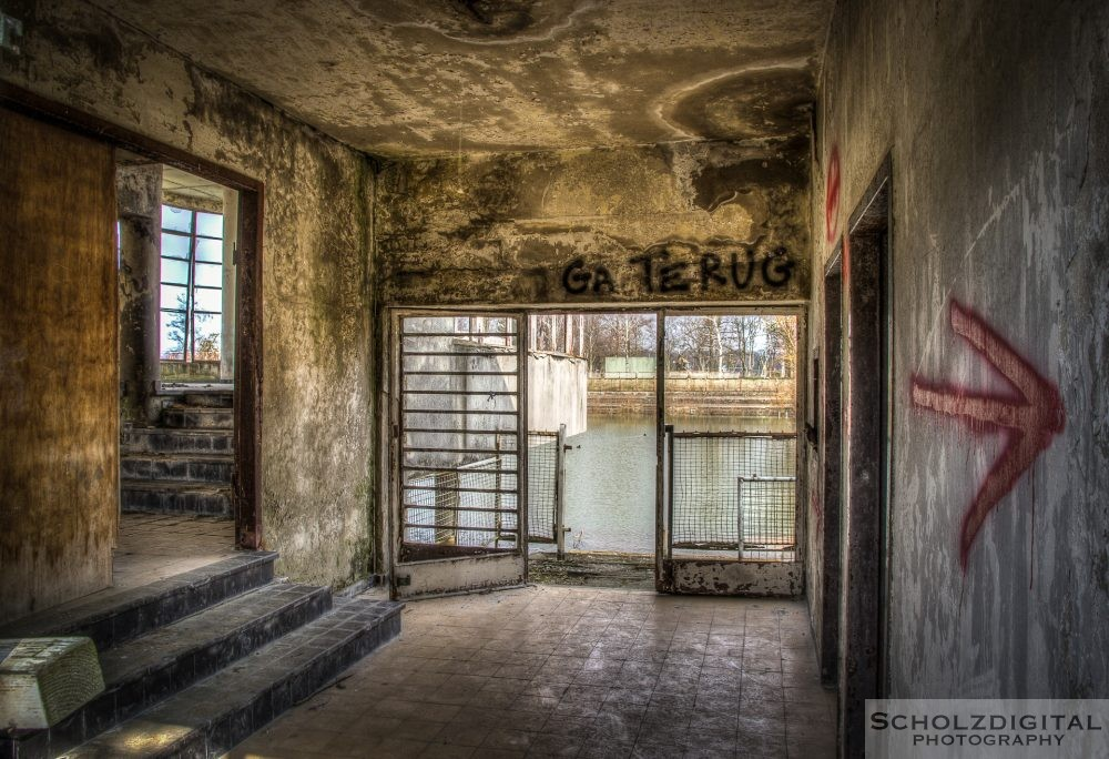 Bloso Hofstade - Lost Place