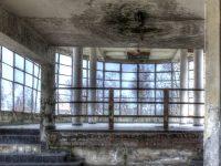 Lost Place - verlassenes Schwimmbad