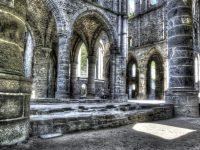 Villers-la-Ville Innenraum der Kirche