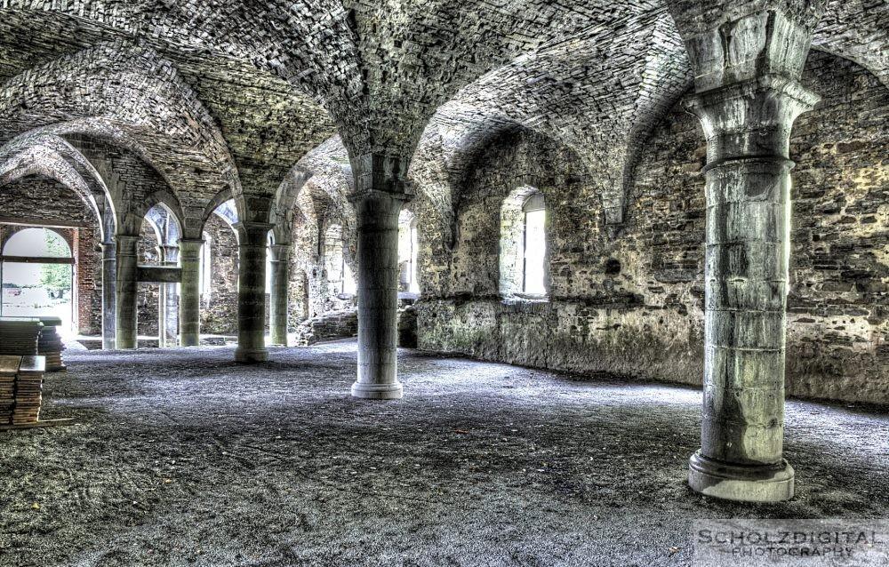Gästehaus des alten Klosters
