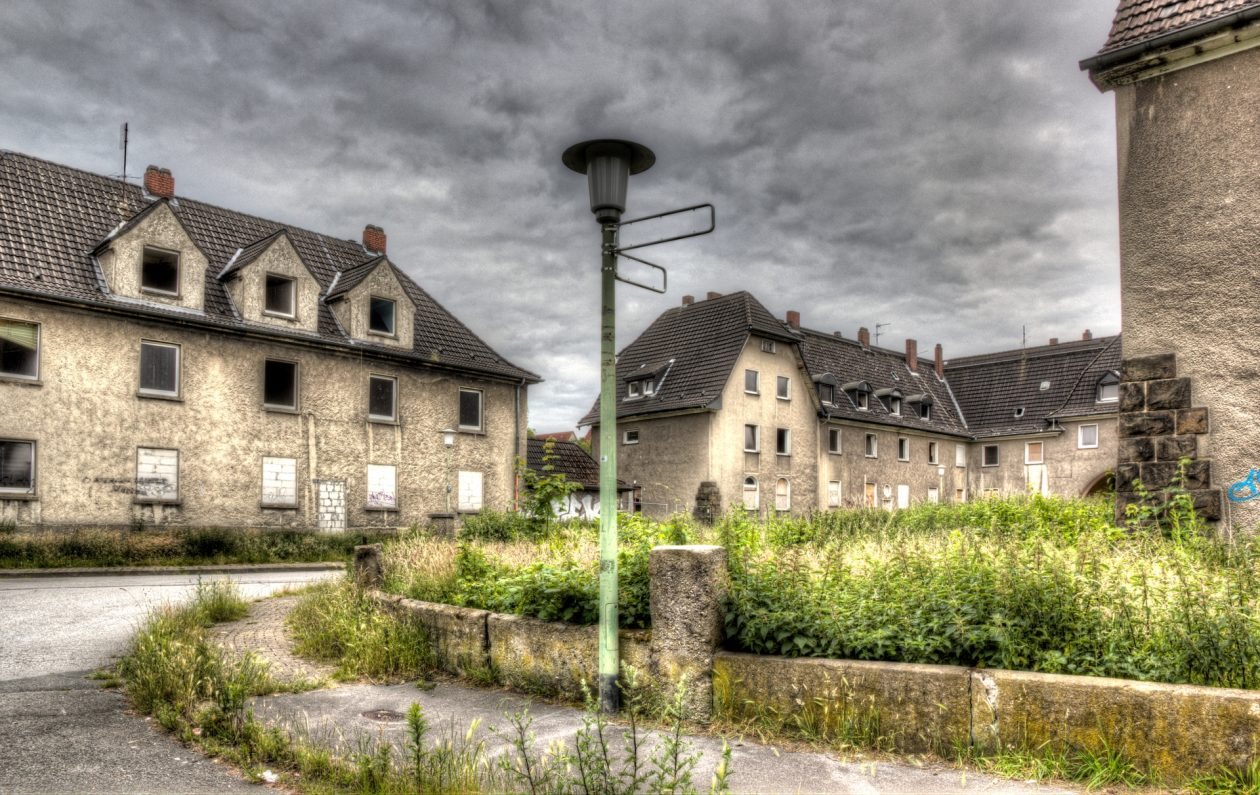 Zechansiedlung Schlägel & Eisen