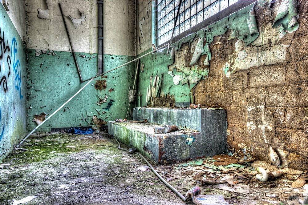 Urban Exploration - Kaserne