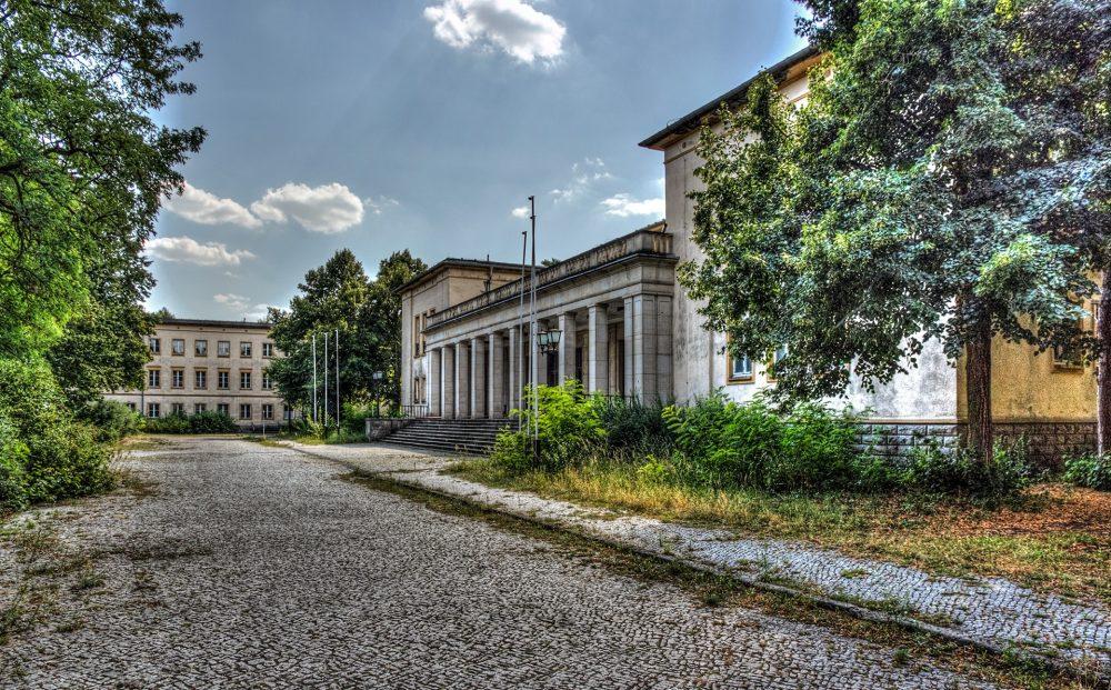 FDJ Kaderschule Bogensee