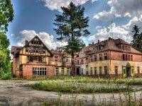 ehemalige Heilstätte am Grabowsee