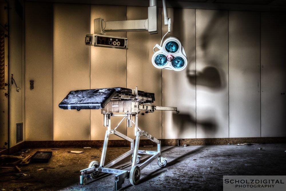 Into surgery