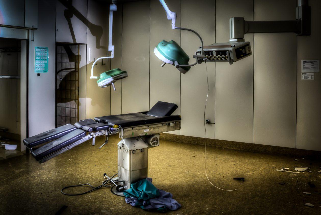 Sick Hospital - urbex verlassenes Krankenhaus
