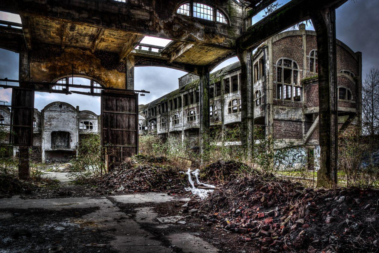 charbonnage du gouffre