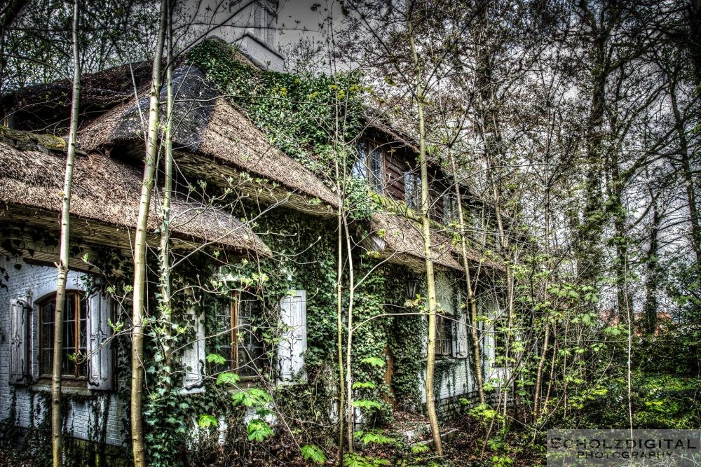 Verlassenes Landhaus Villa SS Urbex