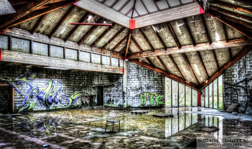 Urban Exploration HDR