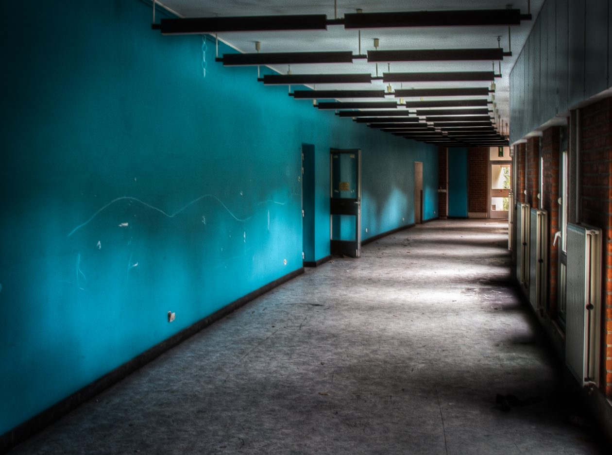 Lost Place - Tuberkulose Krankenhaus