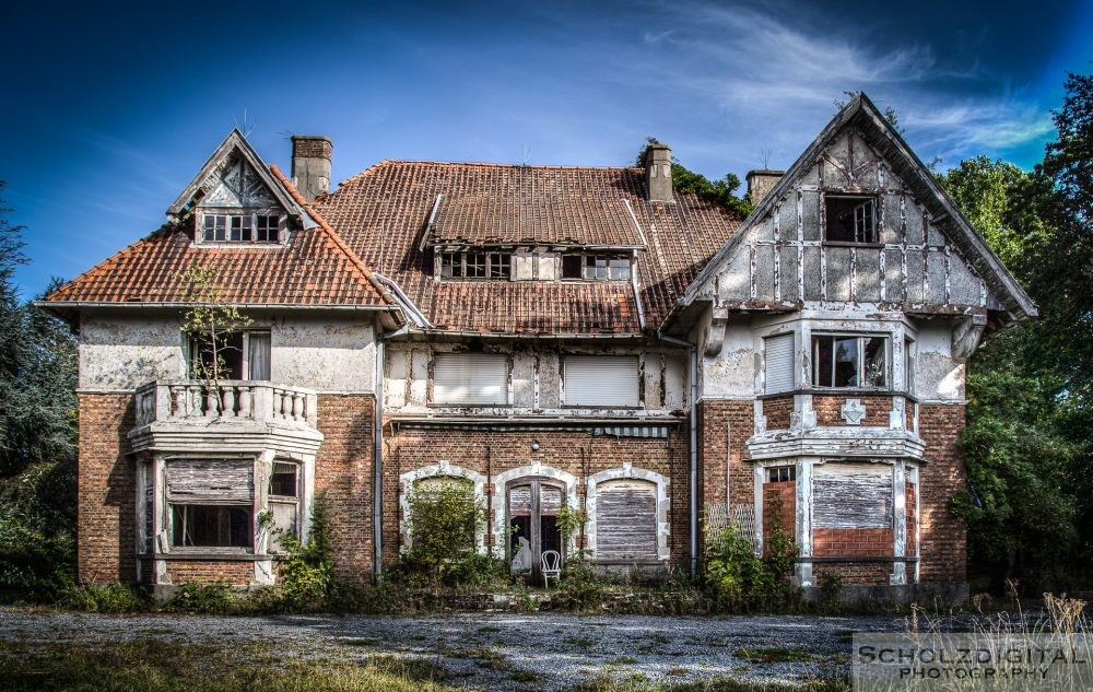 Maison de Viron - Scholzdigital Photography - urban exploration