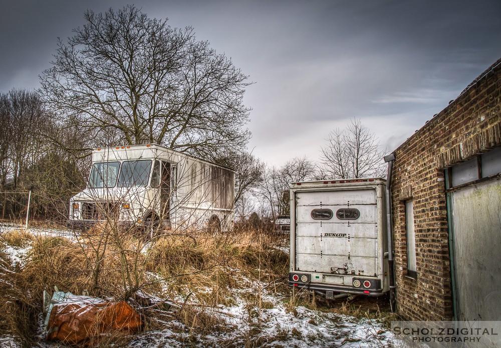 Biofuel Farm Lost Place HDR Urbex