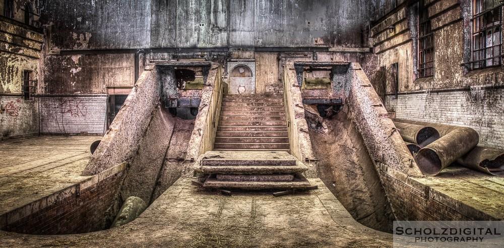 Waterworks - Klärwerk - Lost Place - verlassene Orte