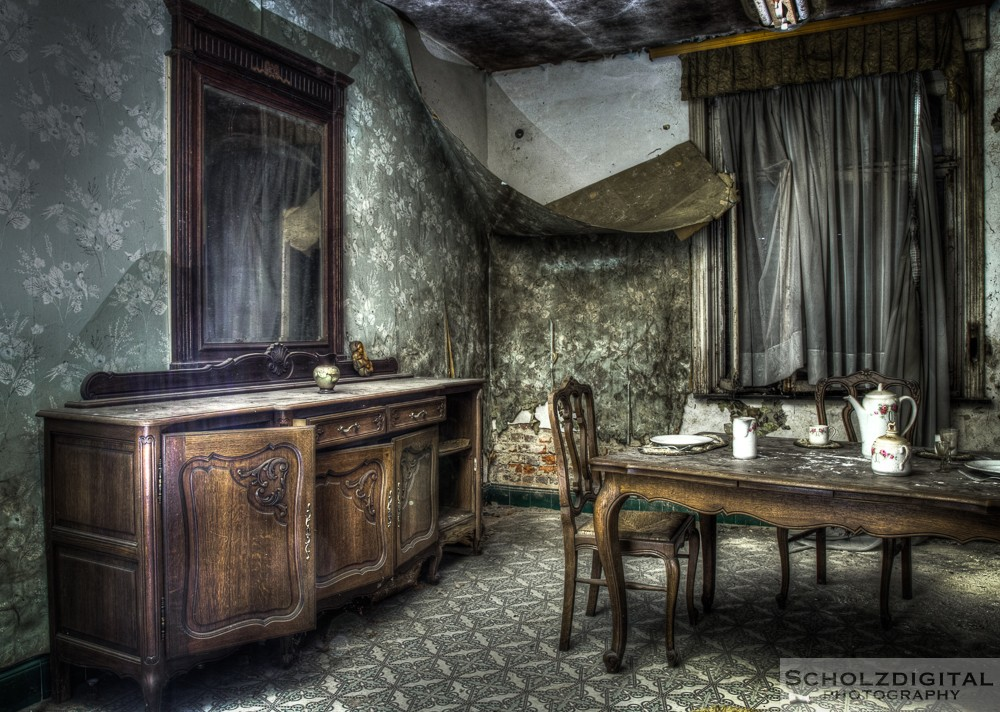 Maison Dave - Urbex - Lost Place