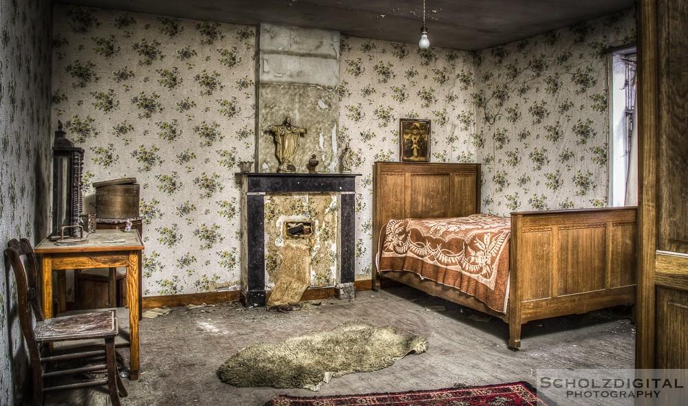 Maison Dave - Urbex - Lost Place