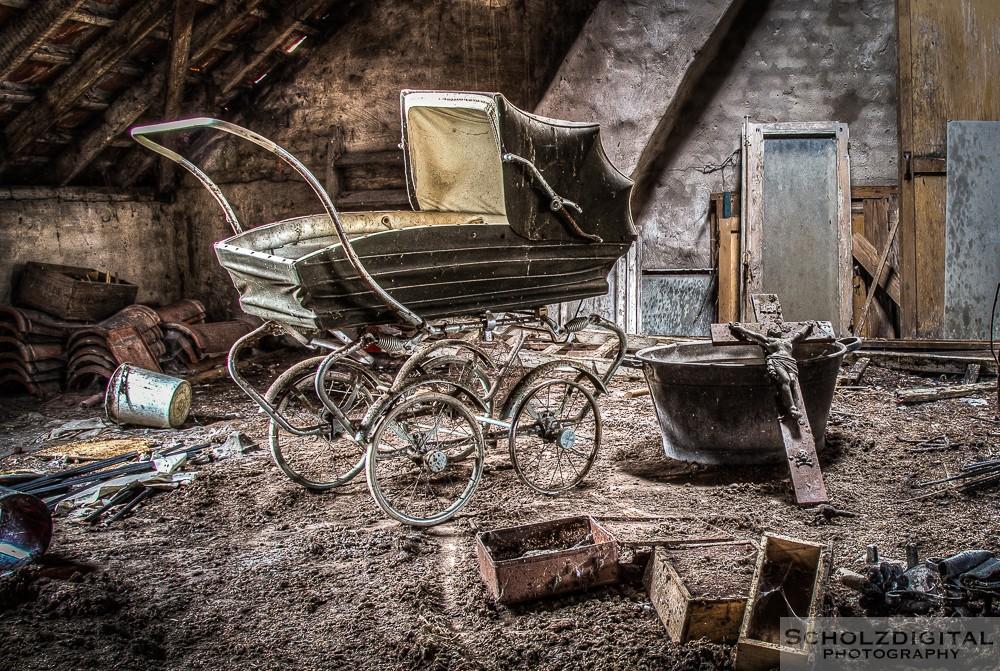 Huize Godelieve - Belgium Urbex Lost Place