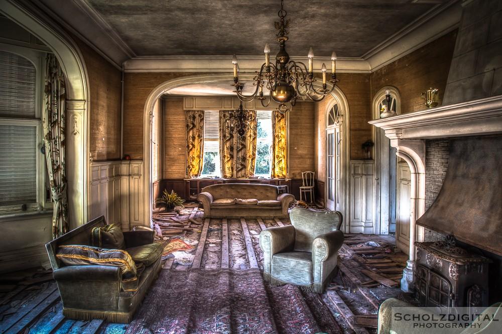 Villa Heil - Belgien Urbex - Lost Place