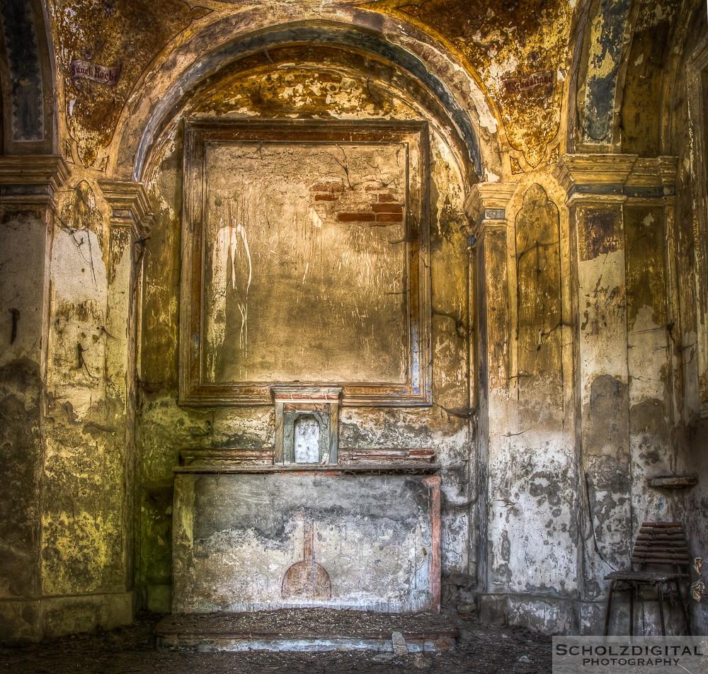 Cappella abbandonata T.