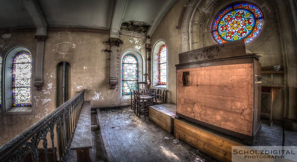 Chapelle Silencieuse Urbex