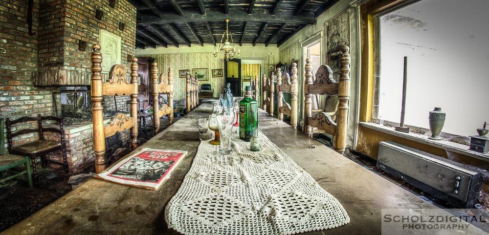 Maison Limmi - urban exploration