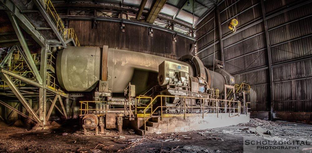 HF6 Heavy Metal - Urbex - Belgium