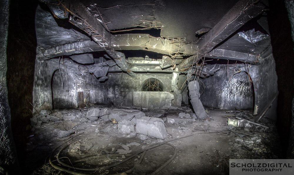 abandoned airbase Zeljava - urban croatia