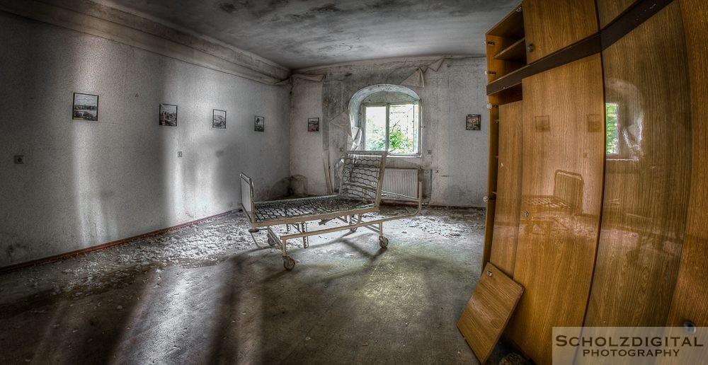 Altenheim Henriettes Erbe ein Lost Place in Deutschland. Urbex