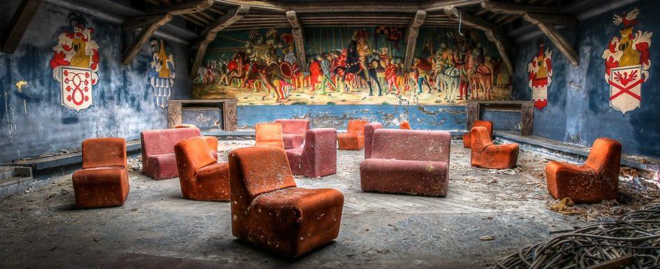 Ozgur Dengiz Nightclub - Italy - Lost Place Urbex