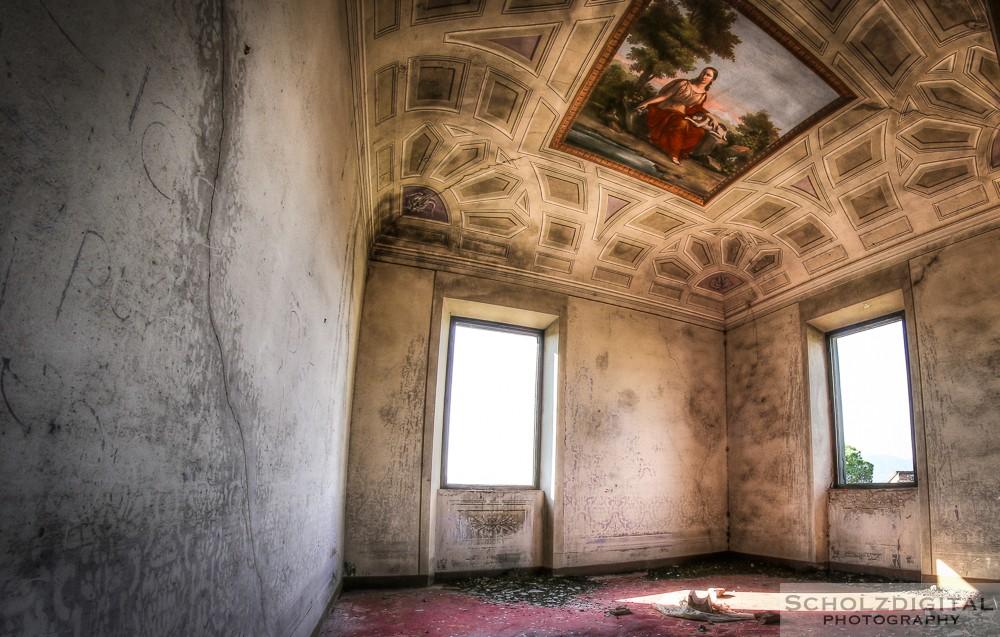 Casa Padronale - Urbex Italien