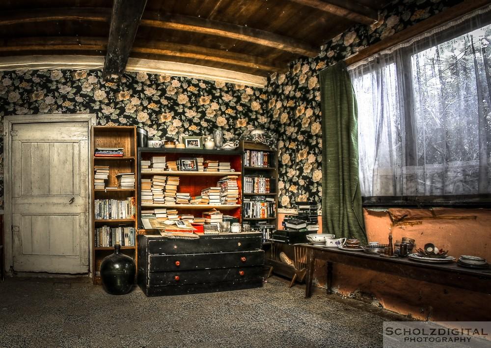 Maison Cahier - Urbex Belgien - Lost Place
