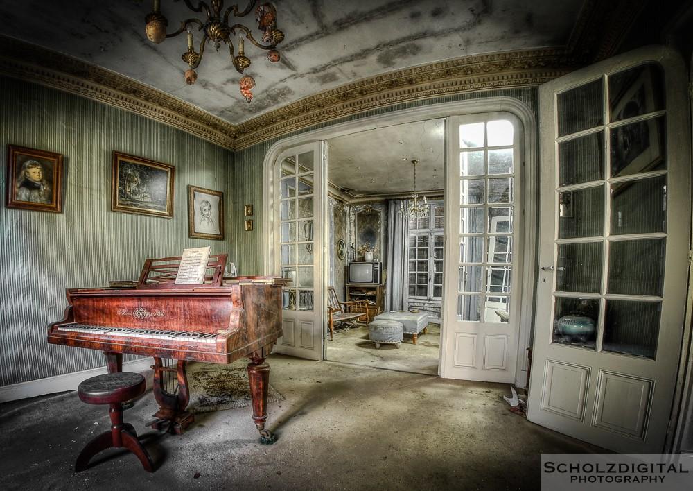 Manoir Neglected Elegance - Urbex Frankreich