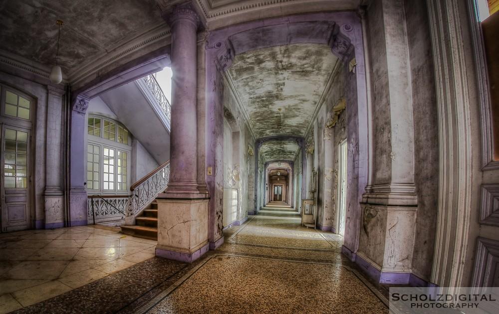 Alla italia Urbex urban exploration Lost Place